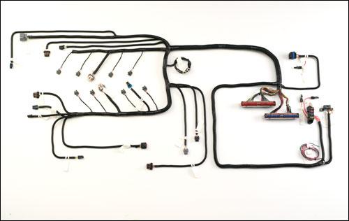 #hvl60td – gen iii vortec harness: 2002-07 6 0l w/ 4l60e/4l80e  transmission, drive by wire