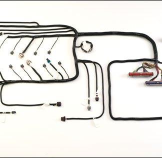 #HVL60TD - GEN III VORTEC HARNESS: 2002-07 6.0L  w/ 4L60E/4L80E Transmission, Drive By Wire