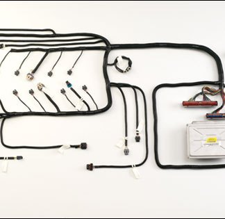 #HVL60D - GEN III VORTEC HARNESS: 2002-07 6.0L  w/o Electronic Transmission, Drive By Wire