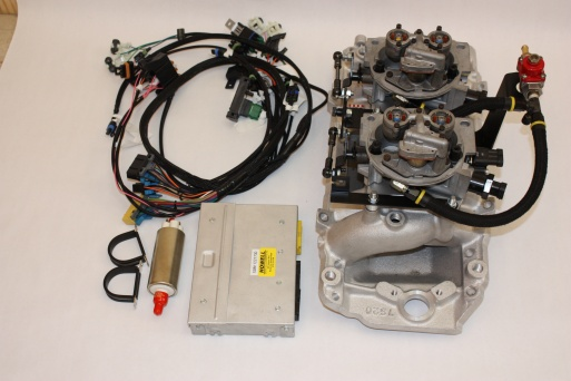 carb to tbi wiring harness kit