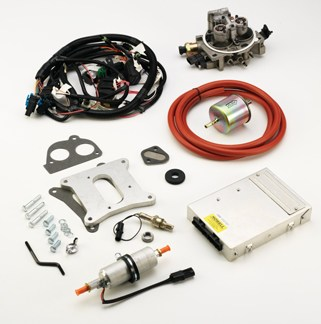 #K247P - TBI KIT: 454/502 HP/TBI 2bbl