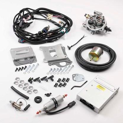 HE500 Cadillac 500 CID TBI Conversion Kit