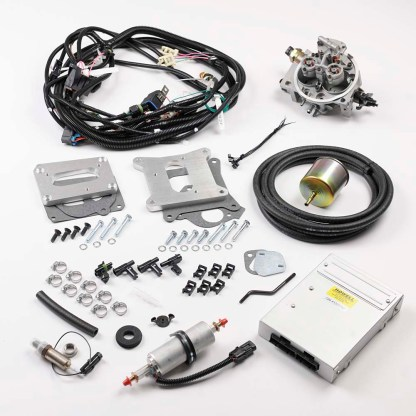 #HJ232 232 CID I6 Jeep TBI Conversion Kit