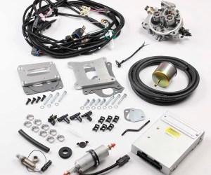 #HP350 Pontiac 350 CID TBI Conversion Kit