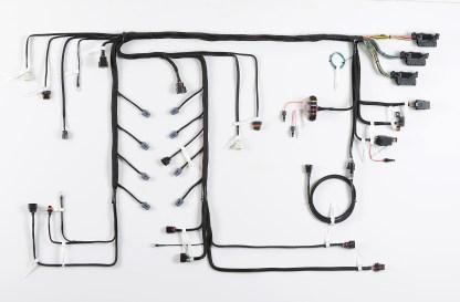#HVL535846 2014+ EcoTec3 5.3L V8  L83-C Truck Wiring Harness (Manual Transmission)