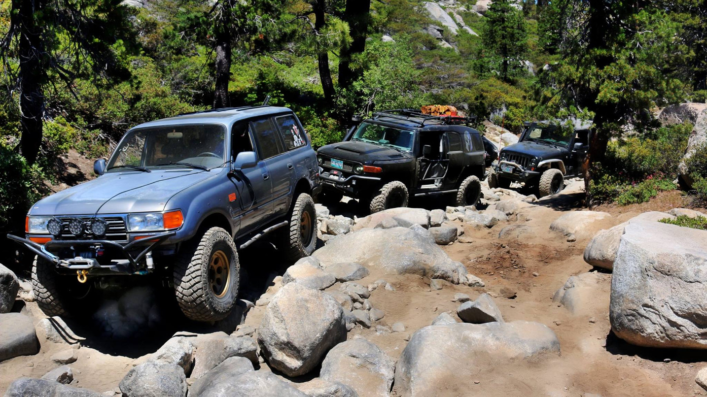 Landcruisers NW Rubicon