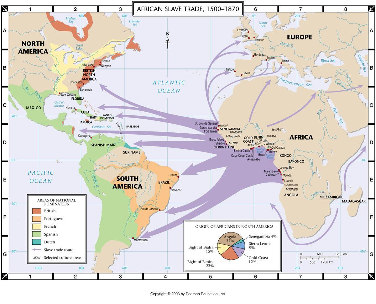 The Atlantic Slave Trade 15 4