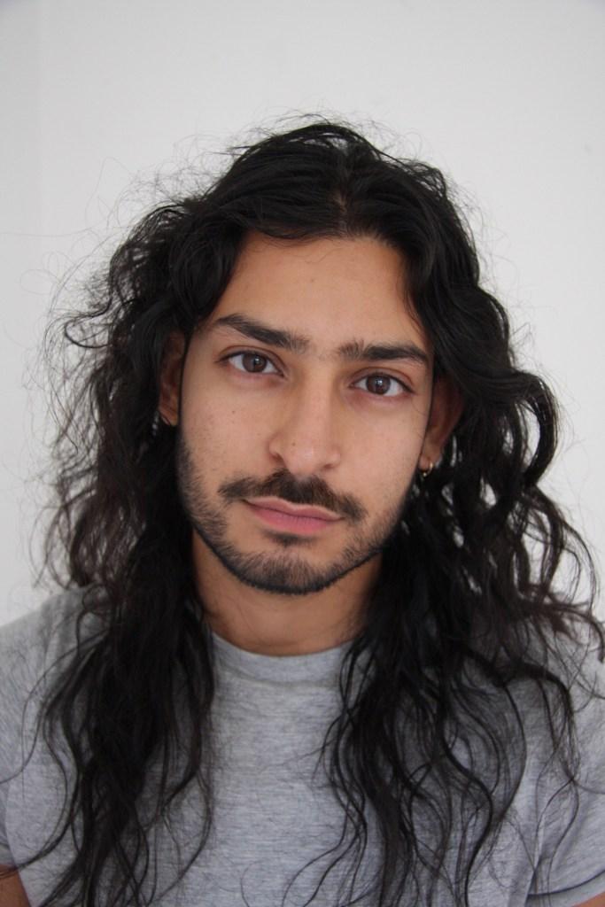 Portrait of Mohammed Fayaz