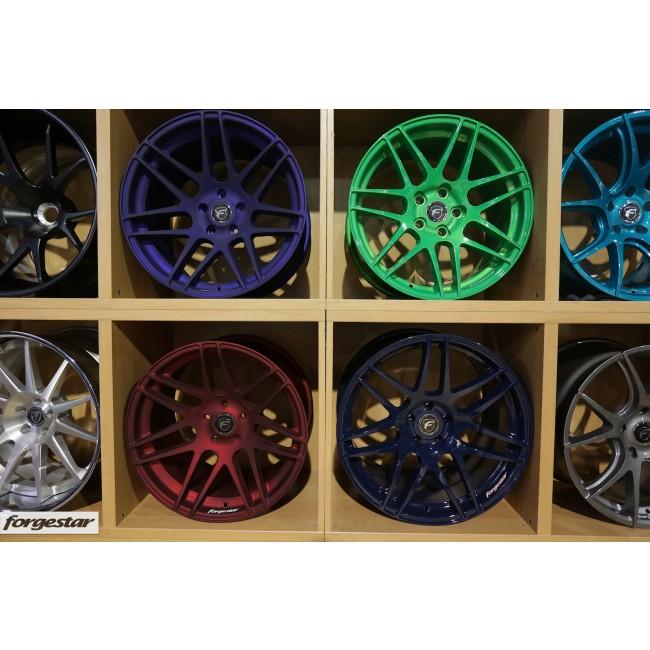 Concave Wheels 5 Deep Spoke