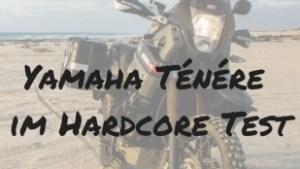 Yamaha Tenere Test