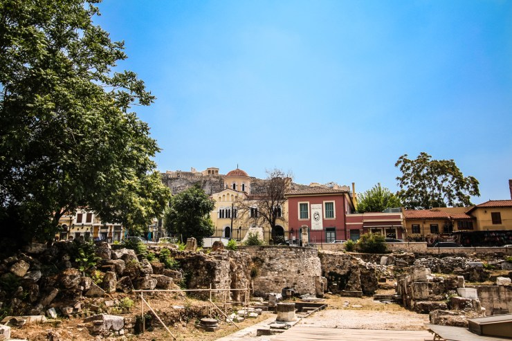 Athens Greece | How Far From Home