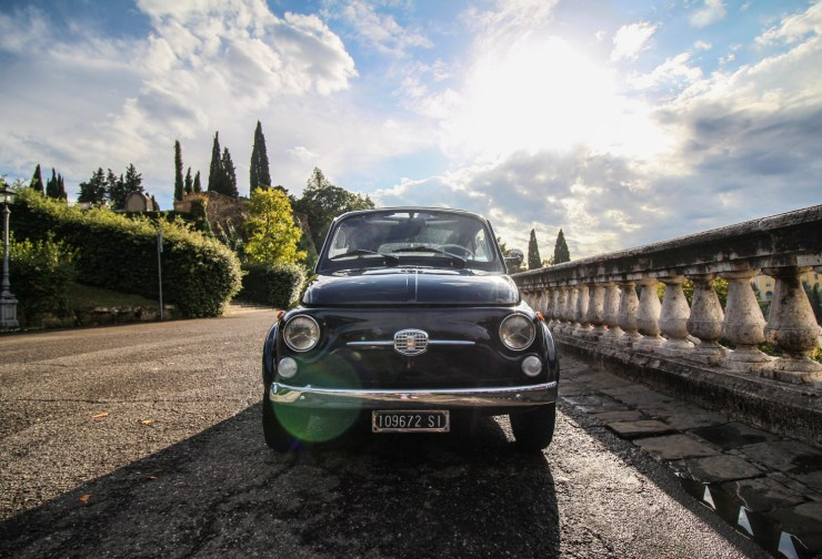 Fiat500 Florence Tour | How Far From Home