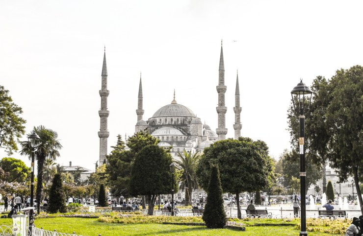 Istanbul Turkey   How far From Home