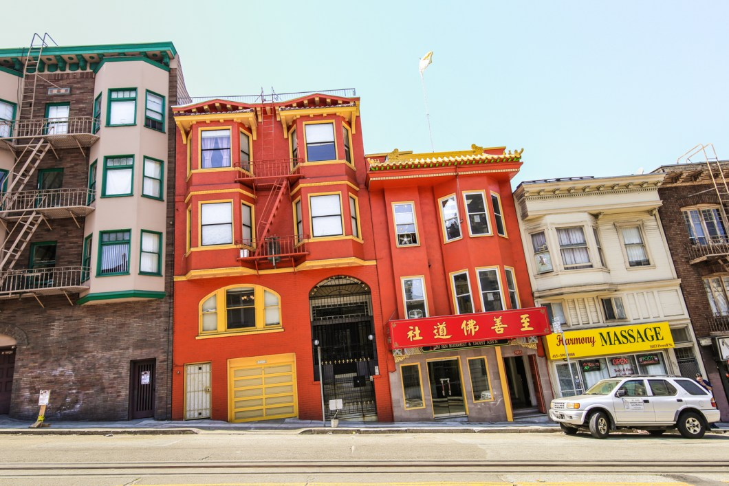San Francisco USA | How Far From Home