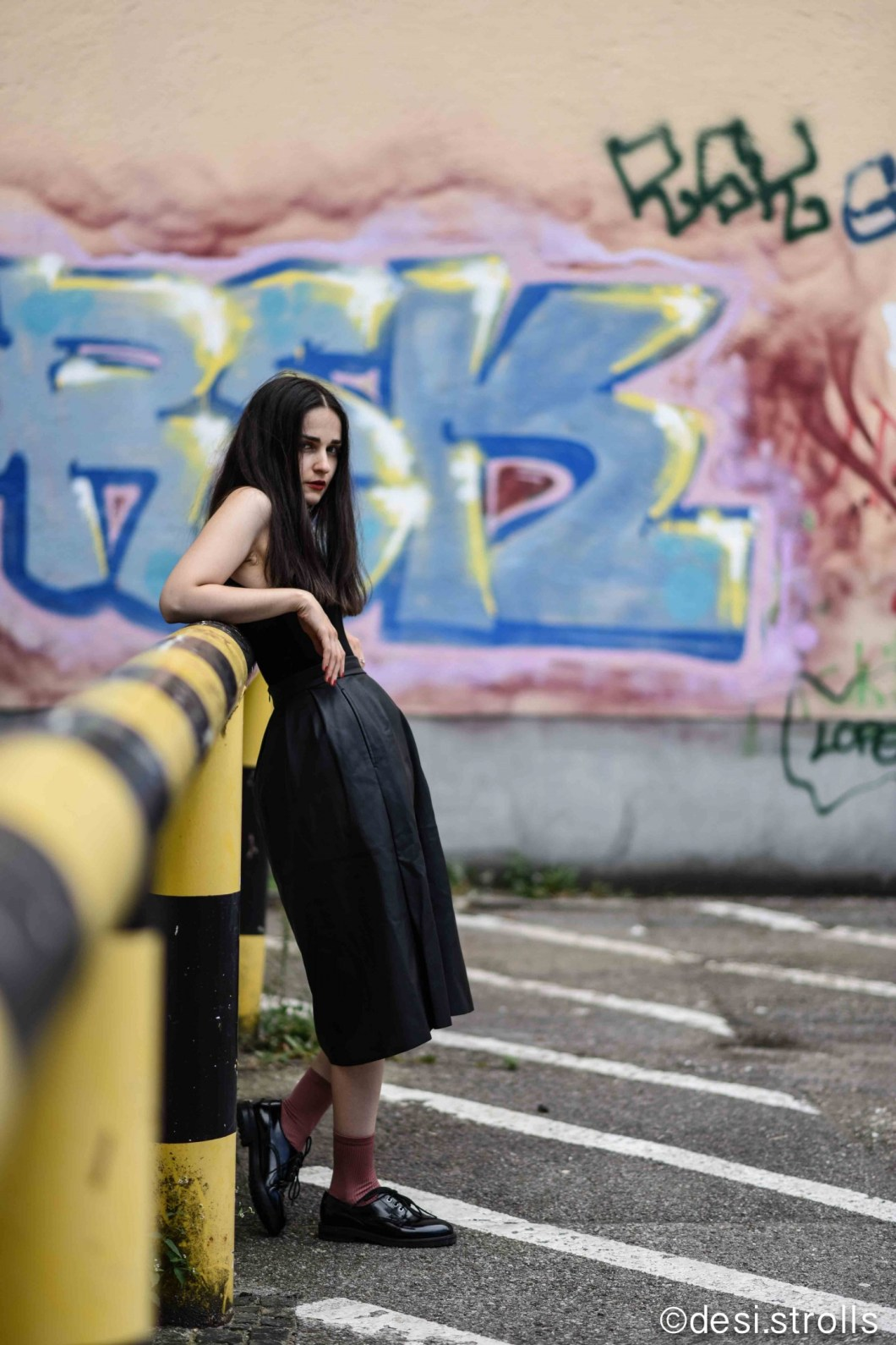 Desi.Strolls | How Far From Home