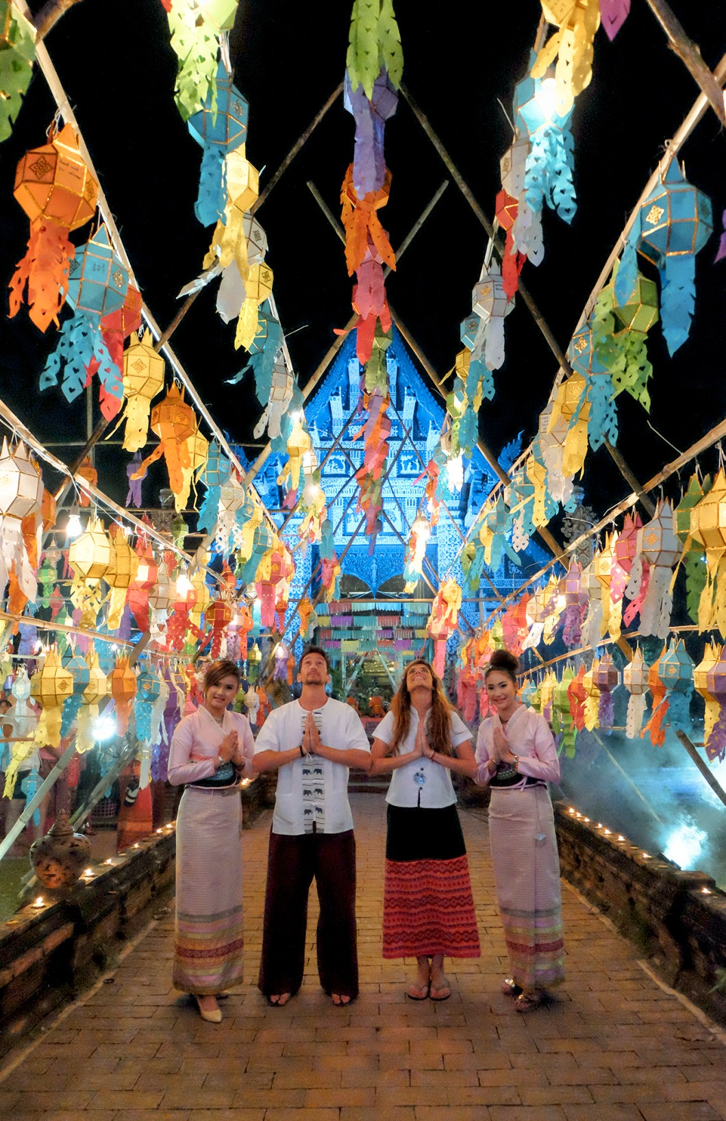 Traditions in Chiang Mai Thailand @howfarfromhome