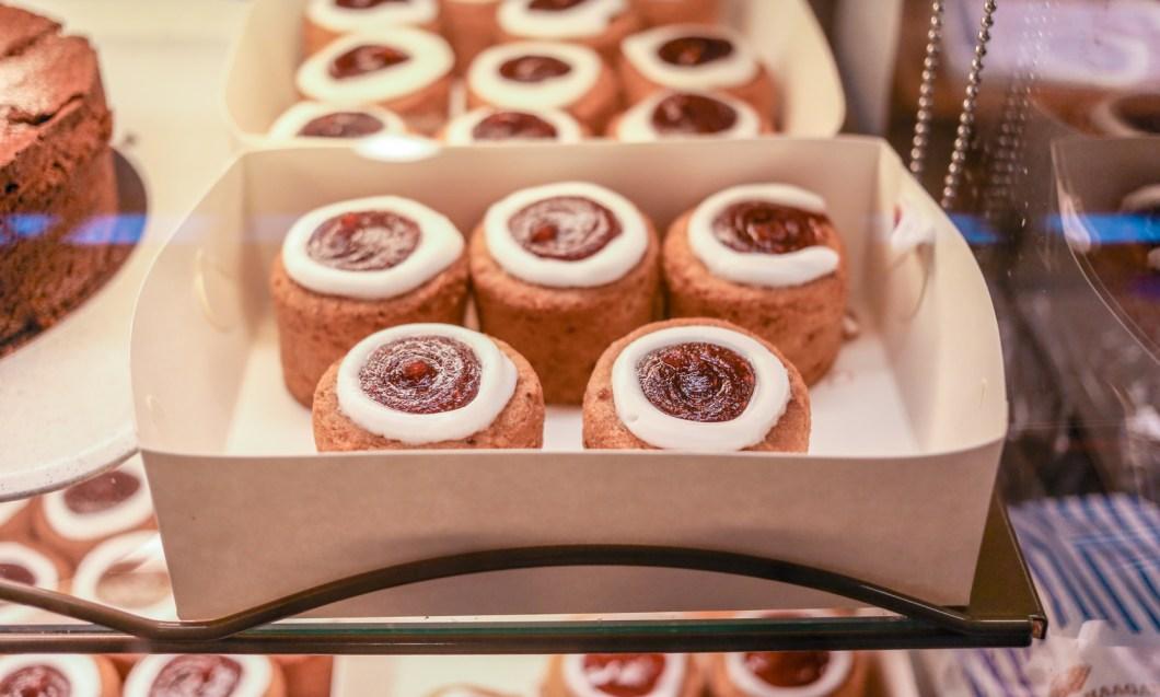 Seasonal cake Helsinki