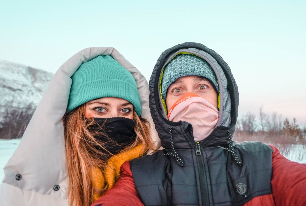 How Far From Home surviving the cold