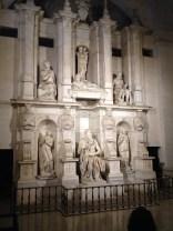 Moses in St pietro in Vincoli