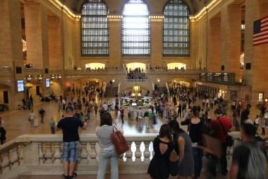 Grand Central w środku