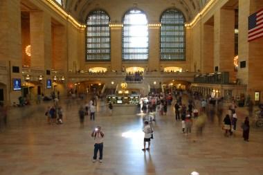Hala główna dworca Grand Central