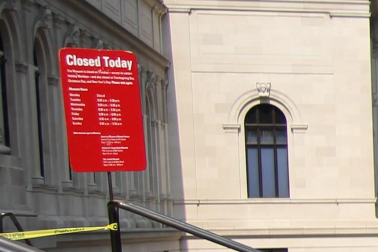 Niestety... zamknięte