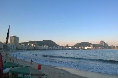 Copacabana w cieniu