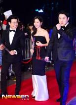 Kim Sung Joo, Han Chae Ah & Kim Gura