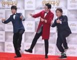 Seo Tae Hun, Kim Sung Won & Song Pil Geun