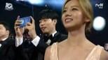 Ryu Jun Yeol being fanboy