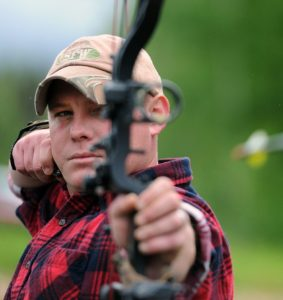 bowhunting practice