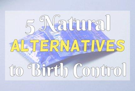 5 Natural Alternatives to Birth Control