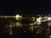 View from Buda Castle
