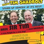 Gary McCormick comedy show
