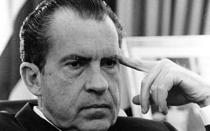 The Nixon Shock was a key milestone in the downfall of the US dollar