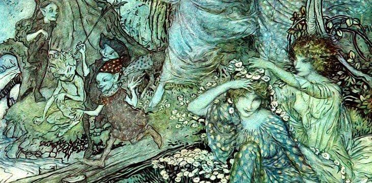 Average Returns: A Fairy Story