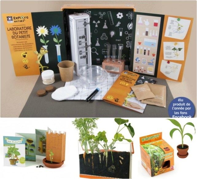 Selection jardinage Radis et Capucine
