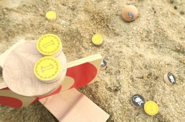 jeu de plage Captain Koog GOKI