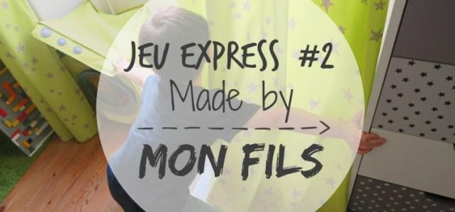 Jeu express#2 Touche touche