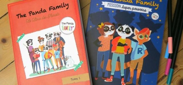 The Panda Family Tomes 1 et 2