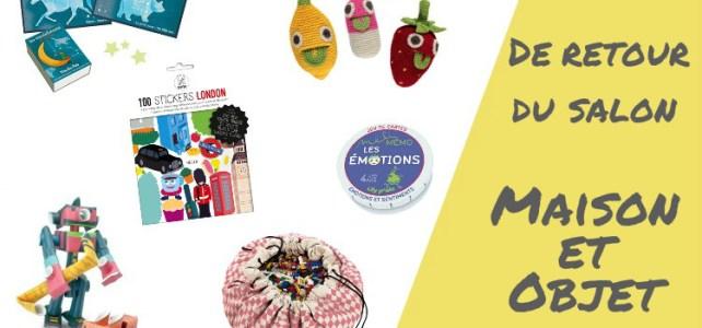 nouveautés salon maison et objet 2016 blog jeux jouets enfant