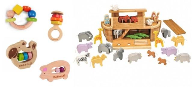 Marque EverEarth jouets en bois salon Baby cool