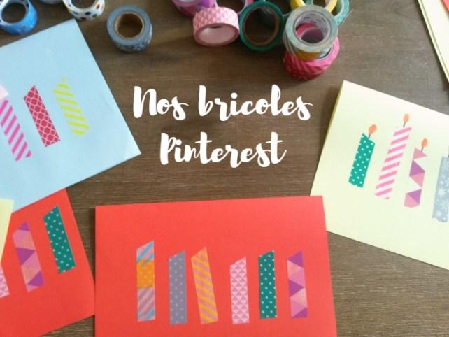 Pinterest le meilleur ami des parents en manque d'idées bricolage et déco DIY
