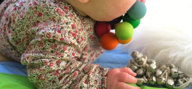 jouer avec son bébé de 6-9 mois