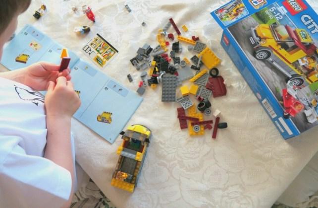 Choisir ses légos-avis lego city