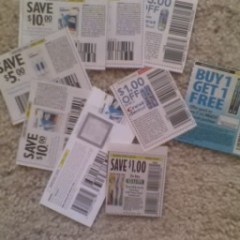 Look Out For Coupons Stuck To Items