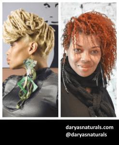 Natural Hair Versatility!