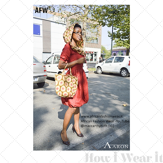 Ruth African Fashion Wear