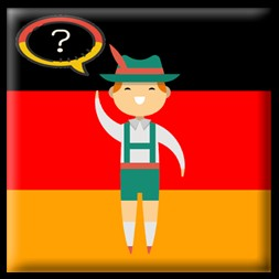 Logo how learn German
