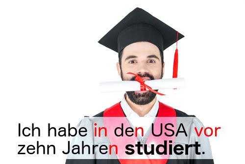 studieren (to study)